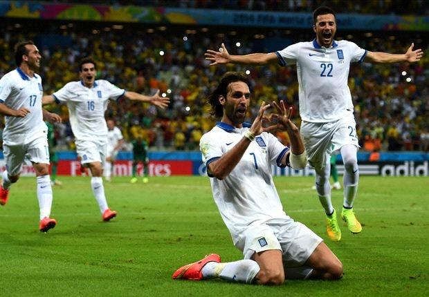 اليونان وساحل العاج 2-1