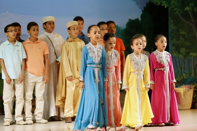 ولي العهد المغربي: تعلمنا من المدرسة أن طلب العلم فضيلة كبرى