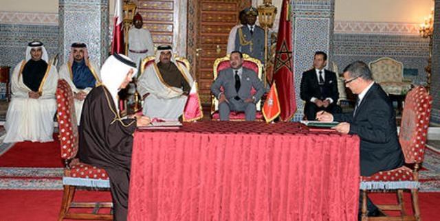 الحكومة المغربية توافق على اتفاقية تعاون مع قطر في المجال الأمني