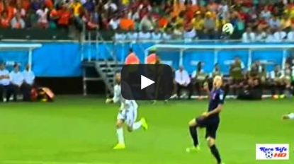 هولندا 5-1 إسبانيا
