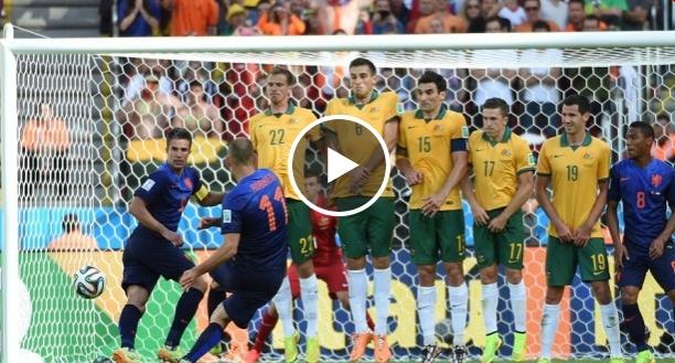 هولندا 3-2 أستراليا