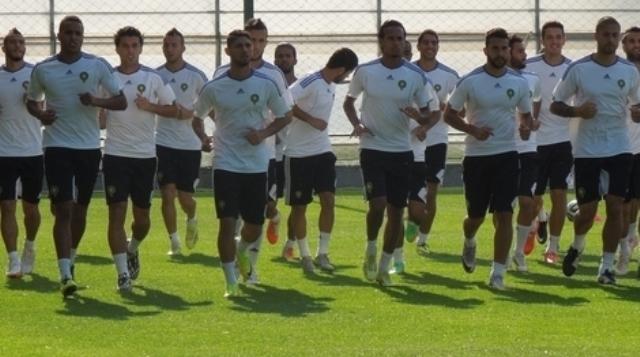 المنتخب المغربي يقابل المنتخب القطري وديا