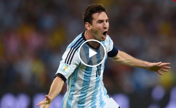 الأرجنتين 2-1 البوسنة