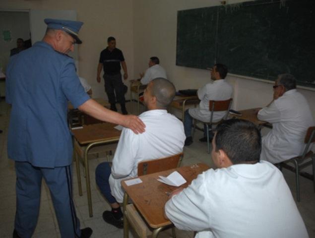 661 مرشحا للباكالويا من سجناء المملكة
