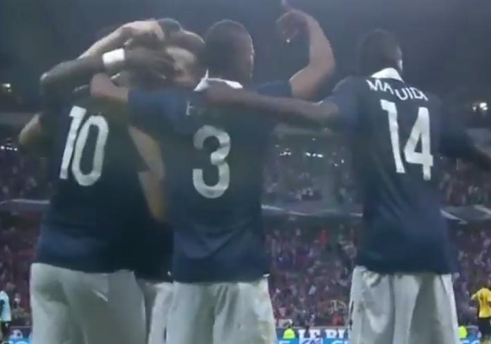 فرنسا 8-0 جامايكا