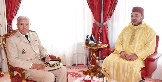 العاهل المغربي يعين الجنرال عروب مفتشا عاما للقوات المسلحة الملكية خلفا لعبد العزيز بناني