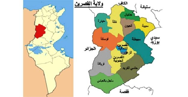 مواجهات بين الجيش ومسلحين في محافظة جندوبة غربي تونس