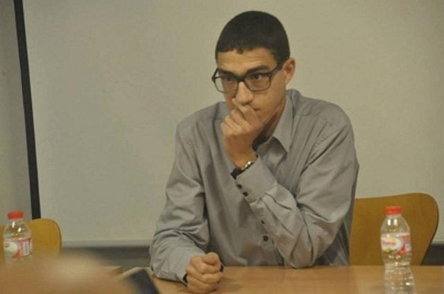 المغربي امحمد العمراني يتسلم جائزة أمير خيرونا