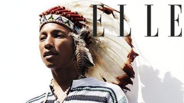 فاريل ويليامز يثير حفيظة السكان الأصليين بالولايات المتحدة