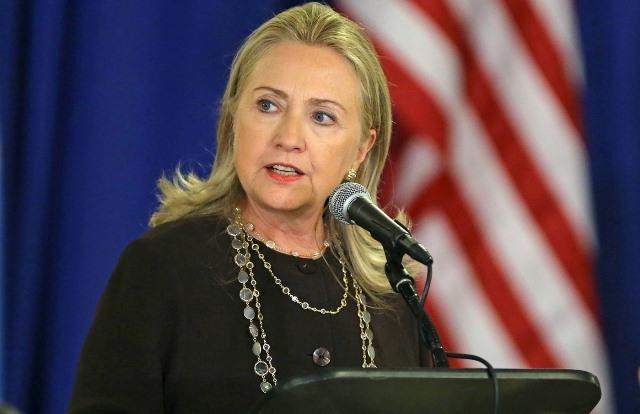 التحقيق مع هيلاري كلينتون في الكونغرس