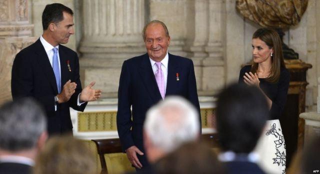 ملك اسبانيا الجديد يؤدي  اليمين اليوم