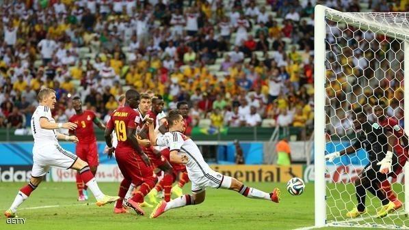 الصحافة تستبعد تواطؤ الألمان ضد غانا