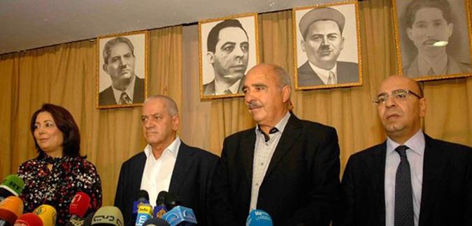 تونس: ترحيل التوافق حول رئيس الجمهورية القادم للحوار الوطني