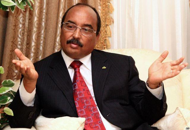 العاهل المغربي يهنيء الرئيس الموريتاني بمناسبة إعادة انتخابه رئيسا للبلاد