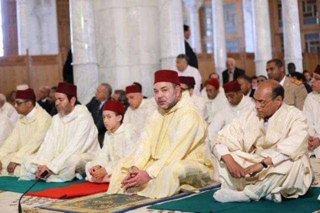 خطيب الجمعة: الزيارة التاريخية للعاهل المغربي لتونس دليل على تجسيد المبادئ  والقيم الإسلامية  المشتركة