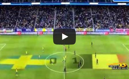 بلجيكا والسويد 2-0