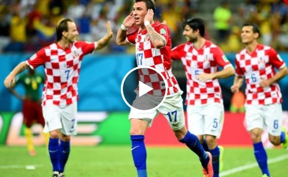 كرواتيا 4-0 الكاميرون