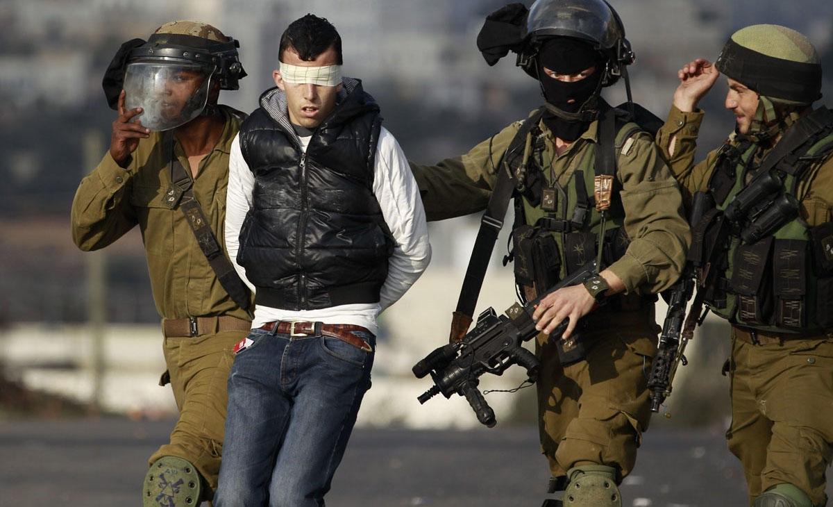 جيش الاحتلال يعتقل 41 فلسطينيا في الضفة