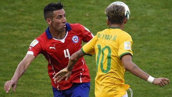 البرازيل تتأهل لربع نهائي كأس العالم