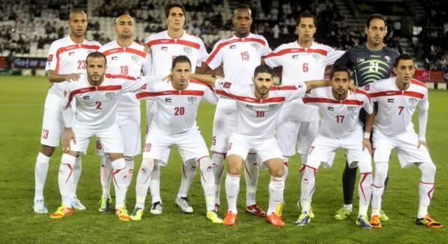 منتخب فلسطين يرتقي للمركز العاشر عربيا