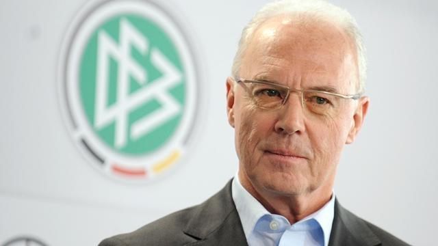 بيكنباور: حظوظ المنتخب الالماني كبيرة