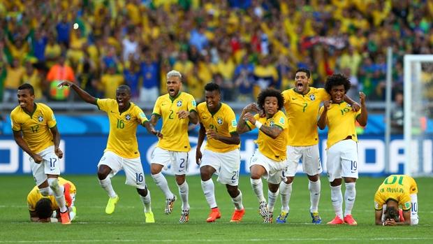 مشجع برازيلي يفارق الحياة خلال الركلات الترجيحية بين البرازيل وتشيلي