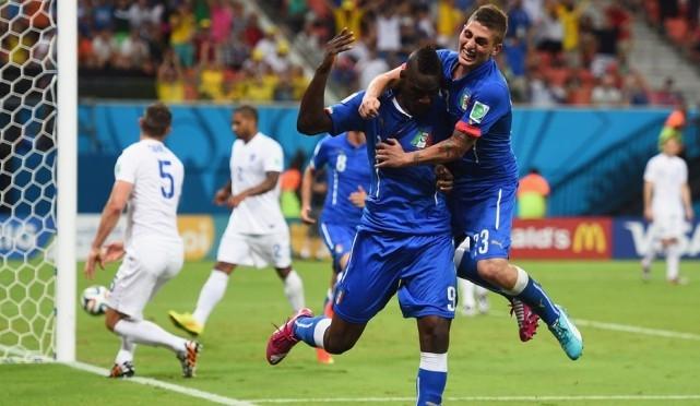 إيطاليا 2-1 إنجلترا