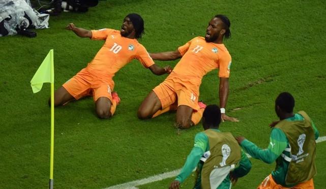 ساحل العاج 2-1 اليابان