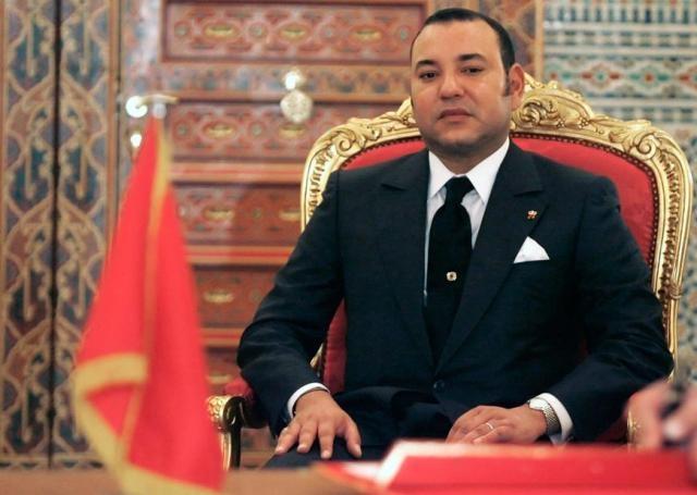 العاهل المغربي يؤكد ضرورة الحفاظ على الوحدة الوطنية لليبيا