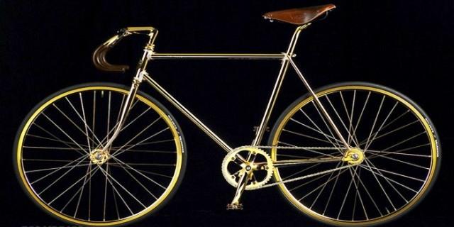 دراجة هوائية أغلى من 5 سيارات فيراري!