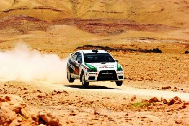 الجزائريات يستحودن على جوائز رالي اليمامات ويستعدن للبطولة المغاربية