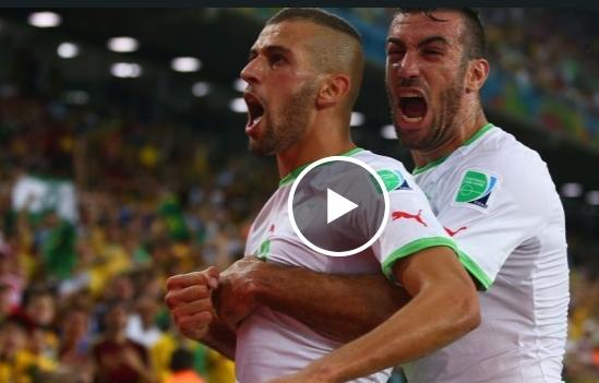 الجزائر وروسيا 1-1