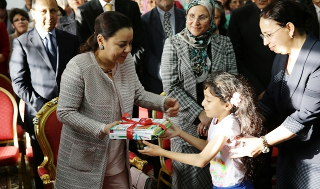 مؤسسة للا أسماء للأطفال الصم مركز رائد في المغرب