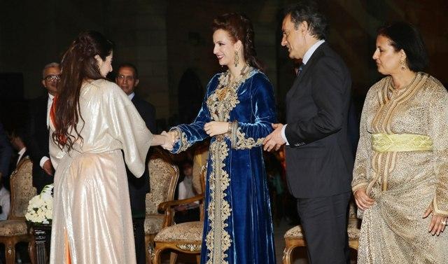 الأميرة للا سلمى تترأس افتتاح مهرجان فاس