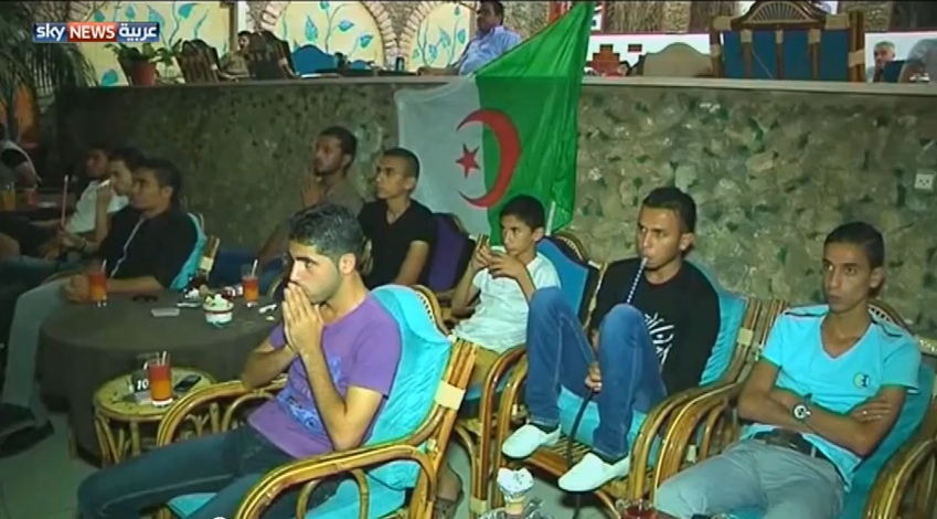حمى المونديال تجتاح الأراضي الفلسطينية