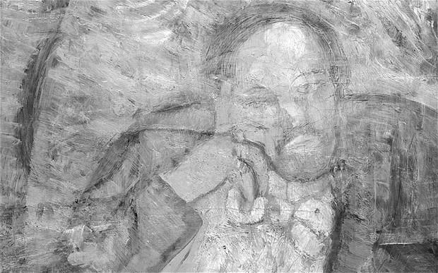 اكتشاف رسم تحت لوحة بيكاسو الشهيرة