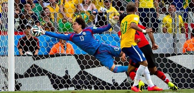 أوتشوا: مباراة البرازيل هي الأفضل في حياتي
