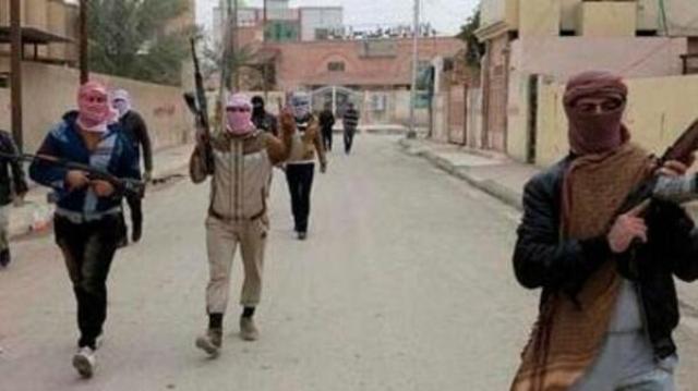 المسلحون على بعد ساعة واحدة من بغداد