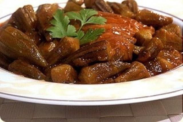 طبق القناوية (مطبخ تونسي)