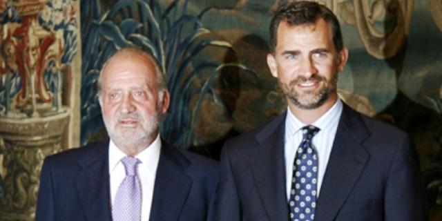 ملك اسبانيا يتخلى عن العرش لولي عهده