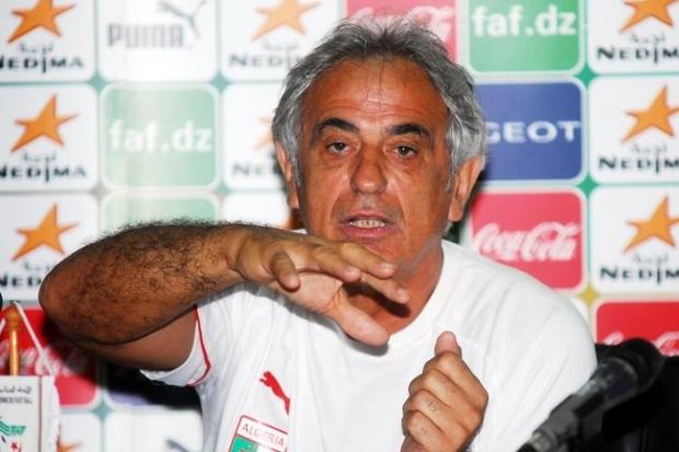 حليلوزيتش يهدي الفوز للشعب الجزائري