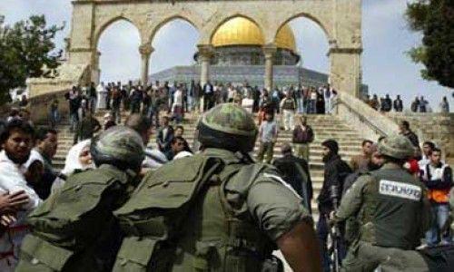 اعتداءات إسرائيلية جديدة على الأقصى