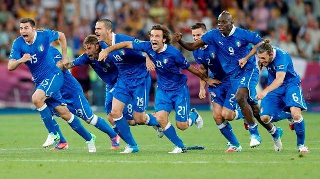 ايطاليا تطيح بالانجليز في معركة المونديال