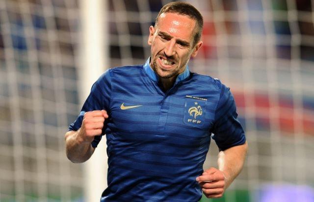 ريبيري مهدد بالغياب عن كأس العام