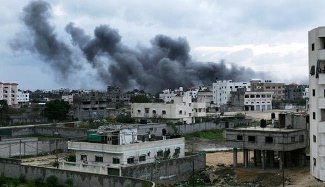 غارات اسرائيلية على مواقع لحماس والجهاد في غزة