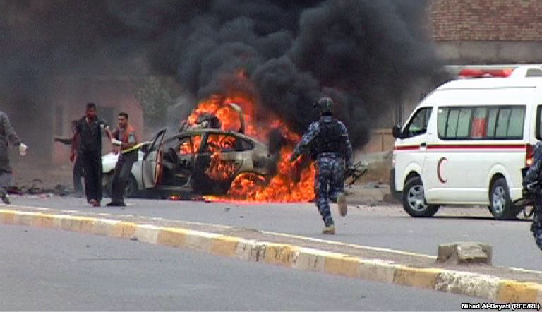 مقتل 30شخصا في تفجير شمال العراق