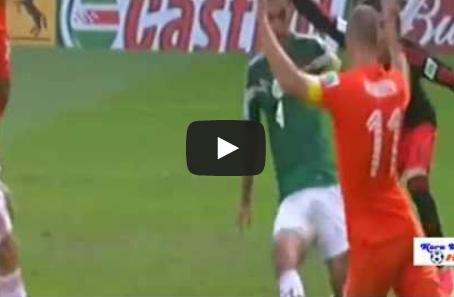 هولندا والمكسيك 2-1