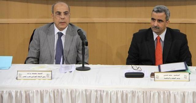 وزير الرياضة يؤكد وقوف كل الجزائريين مع الخضر في المونديال