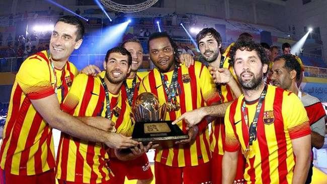الترجي أمام برشلونة في بطولة العالم للأندية
