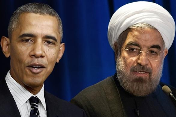ايران ترحب بالتعاون مع أميركا في العراق